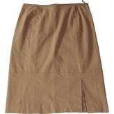 Gucci Beige Cotton - elasthane Skirt