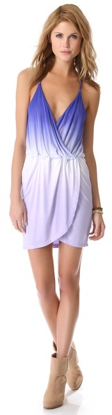 Young Fabulous & Broke Rory Ombre Dress