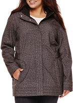 Free Country Sidetab Softshell Jacket - Plus
