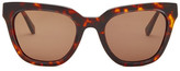 Derek Lam Women's Astor Squared Sunglasses