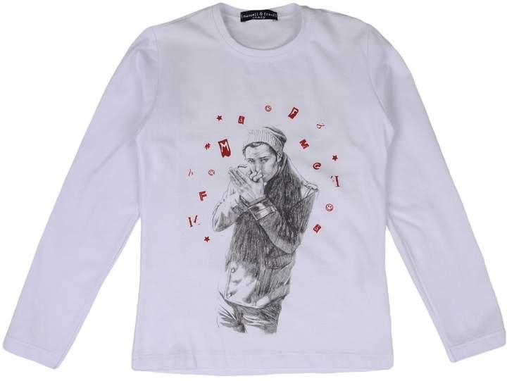 Manuell & Frank T-shirts - Item 37884022