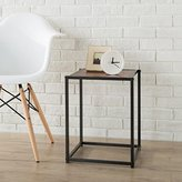 Zinus Modern Studio Collection Classic Cube Side Table / End Table / Night Stand / Coffee Table