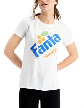 Lucky Brand Fanta Graphic T-Shirt