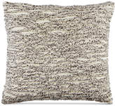 """Whim by Martha Stewart Collection Cotton Tufted Chenille Stripe 20"""" Square Decorative Pillow, Created for Macy's Bedding"""