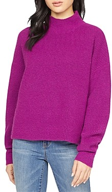 Sanctuary Mock Neck Sweater