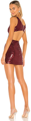 superdown Kaylie Sequin Mini Dress