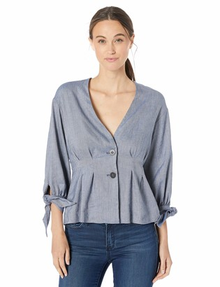 Nic+Zoe Women's Twill of IT Jacket