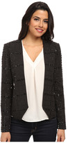 MICHAEL Michael Kors Beaded Jacket