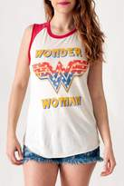 Junk Food Clothing Wonder Woman Tank