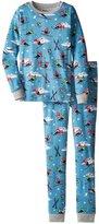 Hatley PJ Set (Toddler/Kid) - Retro Ski-4