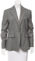 Les Copains Tailored Wool Blazer