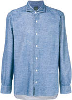 Barba classic long sleeved shirt