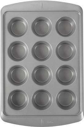 Wilton Ever-Glide Premium Non-Stick 12-Cup Muffin Pan