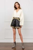J.ING Xena Black Cargo Shorts