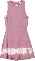 RVCA Juniors' Shandon Jersey Open-Back Dress