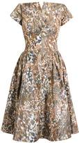 Vivienne Westwood Liberty garden-print silk dress