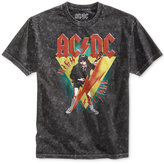 Bioworld Men's AC/DC Graphic-Print Cotton T-Shirt