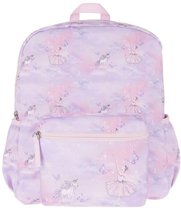 Monsoon - Girls' Purple Twilight Fantasy Backpack