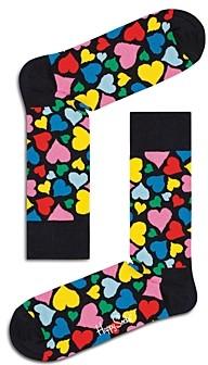 Happy Socks Colorful Hearts Socks
