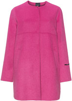 Persona Plus Size Wool blend coat