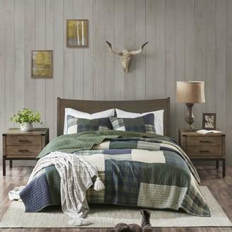 Woolrich Mill Creek Oversized Cotton Quilt Set