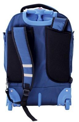"J World Notebook Computer Rolling Backpack - 20"""
