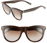 Marc Jacobs Women's 54Mm Sunglasses - Havana Medium