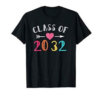with me. Class Of 2032 Grow Kindergarten First Day Of School T-Shirt