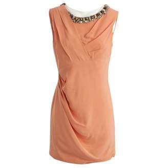 Matthew Williamson Orange Dress for Women