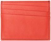 Maison Margiela Red Contrast Card Holder