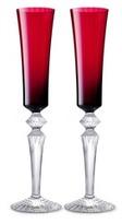 Baccarat Mille Nuits Flutissimo champagne flute set
