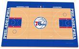 Philadelphia 76ers Replica Basketball Court Foam Puzzle Floor