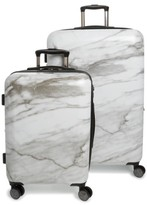 CalPak Astyll 30-Inch Spinner & 22-Inch Spinner Luggage Set - Black
