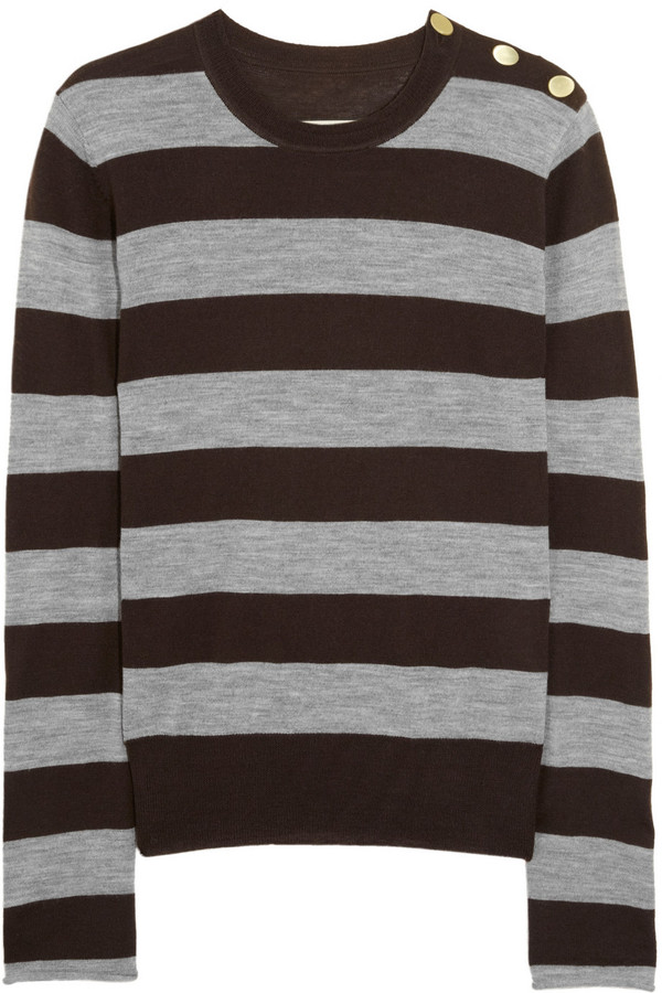 By Malene Birger Striped wool sweater