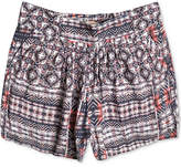 Roxy Printed Shorts, Big Girls