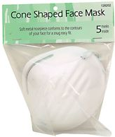YCC Products Cone Shaped Face Mask