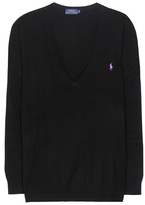Polo Ralph Lauren Embroidered Wool Sweater