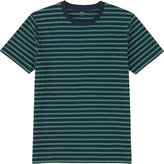 Uniqlo Men's Washed Striped T-Shirt