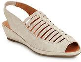 Gentle Souls Lee Leather Slingback Sandals