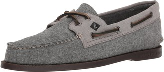 Sperry Men's A/O 2-Eye Chambray Boat Shoe