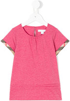 Burberry Gisselle top - kids - Cotton - 4 yrs