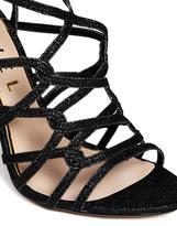 Ravel Matilda Cross Over Detail Heeled Sandals