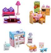 Le Toy Van NEW Deluxe Starter Furniture Set