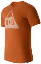 New Balance Mountain Patch Tee