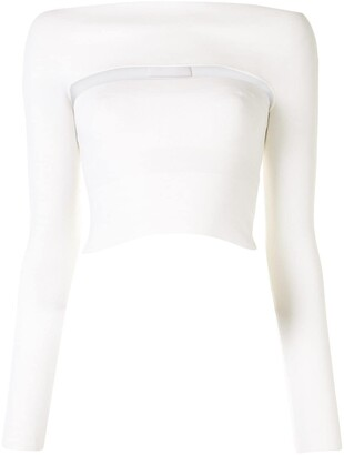 Dion Lee Layered Top