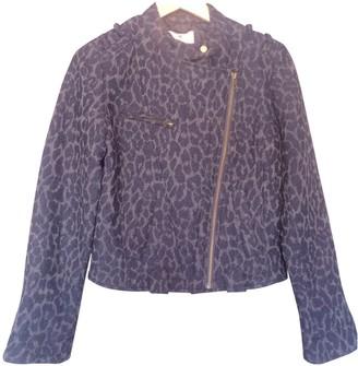 Essentiel Antwerp Navy Polyester Jackets