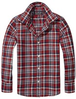 Tommy Hilfiger Th Kids Check Twill Shirt