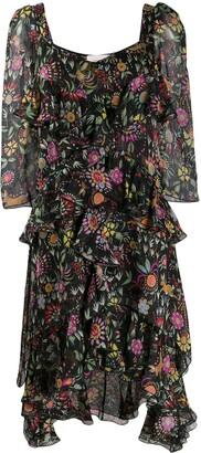 La DoubleJ Sissi floral print dress