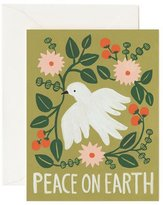 Rifle Paper Co. Peace on Earth Boxed Card Set, Set of 8