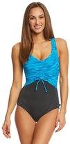 Reebok Women's Synergystic One Piece Swimsuit 8151505